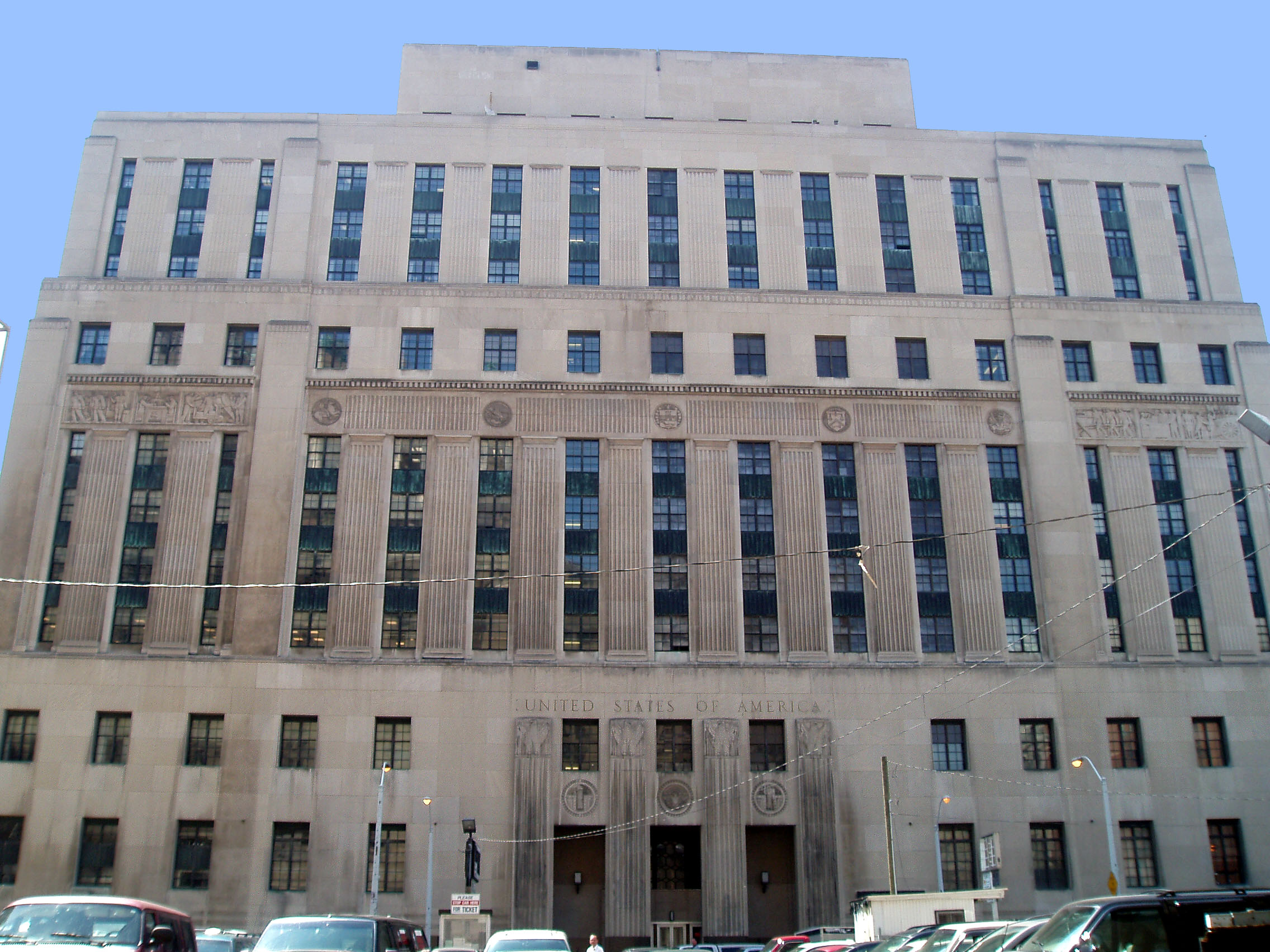 Detroit Courthouse