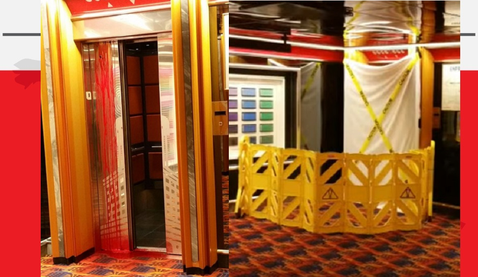 A Bloody Trip On A Carnival Cruise Ship Miami Injury